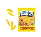 Жевательный мармелад бананы ФРУ-ФРУ 1кг
