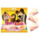 Воздушный зефир для десертов Маша и медведь 40 гр