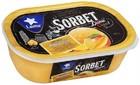"""Десерт взбитый замороженный """"SORBET MANGO""""(сорбет) с кусочками манго  600 гр."""