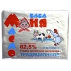 """Масло сладко-сливочное """"Баба Маня"""" 82,5% 180 гр"""