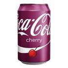 COCA-COLA Cherry, газированный напиток 0,33 л.