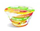 Йогурт двухслойный манго-апельсин  10% 160 гр Агрокомплекс