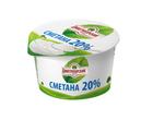 Сметана 20% Дмитрогорский продукт 0,200 кг