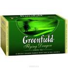ЧАЙ ЗЕЛЕНЫЙ БАЙХОВЫЙ ТМ GREENFIELD (Гринфилд) FLYING DRAGON, (25 ПАКЕТИКОВ ПО 2 Г)