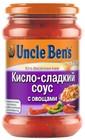 Соус кисло-сладкий с овощами, Uncle Bens 210 гр