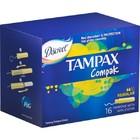 Гигиенические тампоны Tampax Compak Regular 16 тампонов в упаковке