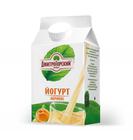 """Йогурт питьевой Абрикос  1.5% """"Дмитрогорский продукт"""",0,45 кг"""
