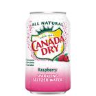 CANADA DRY raspberry, газированный напиток 0,33 л.
