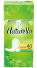 Прокладки ежедневные NATURELLA COMOMILE NORMAL, 40 ШТ
