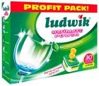 Таблетки для посудомоечных машин LUDWIK 30 шт