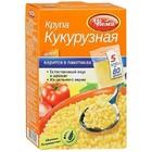 Кукурузная крупа УВЕЛКА 400 гр(5 пак)