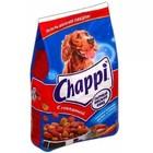 """Корм для собак,сытный мясной обед,с говядиной """"Чаппи"""",600 гр."""