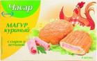 Магур куриный с сыром и ветчиной ЧАСАР ,390гр