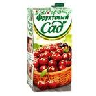 """Нектар """"ФРУКТОВЫЙ САД"""", Яблоко-вишня,черноплодная рябина 1.93л"""