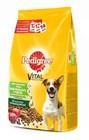 ПедиГри сухой корм с говядиной для взрослых собак маленьких пород, 600 гр