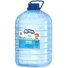 """Вода для детей """"АГУША"""" 5 л"""