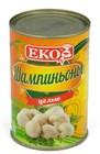 Шампиньоны целые маринованные ЕКО 400 гр