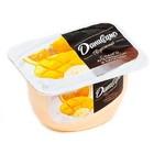 Даниссимо творожный с манго, апельсином и бананом 130 гр