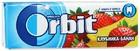 Жевательная резинка Orbit - Клубника Банан 14грам М`як. уп. 1шт/уп