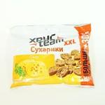 Сухарики Хрустим со вкусом сыра, 130г