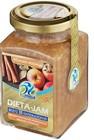 Джем низкокалорийный  Dieta-Jam,яблоко-корица ,230 гр