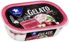 """Мороженое сливочное ванильное """"Амарена"""" с кусочками белого шоколада и вишневым соусом 500 гр."""