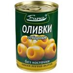 Оливки без косточки Барко 280 мл ж/б Испания