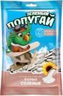 """Семечки белые,соленые,""""Зеленый попугай"""",100 гр."""