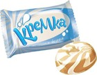 """Карамель """"Кремка"""" с молочным вкусом ,1 кг."""