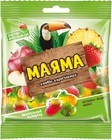 """Мармелад жевательный """"Маяма"""",со вкусом ананаса,яблока и клубники,Яшкино,70 гр."""