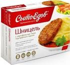"""Шницель с картофельным пюре под красным соусом,""""СытоЕдов"""",300 рг."""
