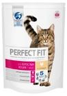 Корм для взрослых кошек с курицей в соусе PERFECT FIT 85г