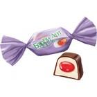 Конфеты с начинкой БерриАРТ со вкусом клубники со сливками 1 кг
