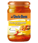 Соус кисло-сладкий с ананасами,Uncle Bens 210 гр