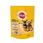 ПЕДИГРИ корм с говядиной для собак миниатюрных пород, 600г