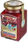Джем низкокалорийный  Dieta-Jam, вишня ,230 гр