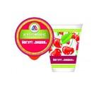 Йогурт с кусочками вишни Агрокомплекс 0,38 л