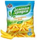 """Картофель фри """"Зеленая грядка 400 гр"""