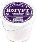 Йогурт Черничный, 3.5%,0,45 кг