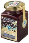 Джем низкокалорийный  Dieta-Jam,черная смородина ,230 гр