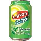 Чай  Lipton (Липтон) Зеленый, 0,33 л