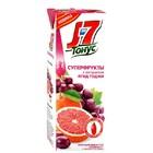 """Сок """"J7"""" Тонус, грейпфрут, виноград, годжи (ДЖЕЙ СЕВЕН), 1,45 Л"""