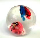 Мячик с мигалкой 1 шт