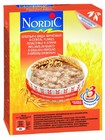 Хлопья 4 вида зерновых Nordic,600 гр.