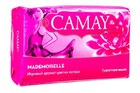 Туалетное мыло CAMAY mademoiselle цветок лотоса  85г