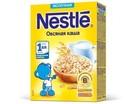 Овсяная каша Nestle молочная 220 гр