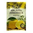 """Лимонная кислота """"Магия Востока"""" 50 гр"""