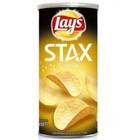 Чипсы Lay`s STAX,  Натуральные с солью, 110 гр.