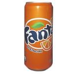 """""""FANTA"""",апельсин,газированный напиток 0,33Л."""