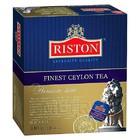 Чай Riston Finest Ceylon Tea 100 пак*1,5гр черн.цейл.байх. картон